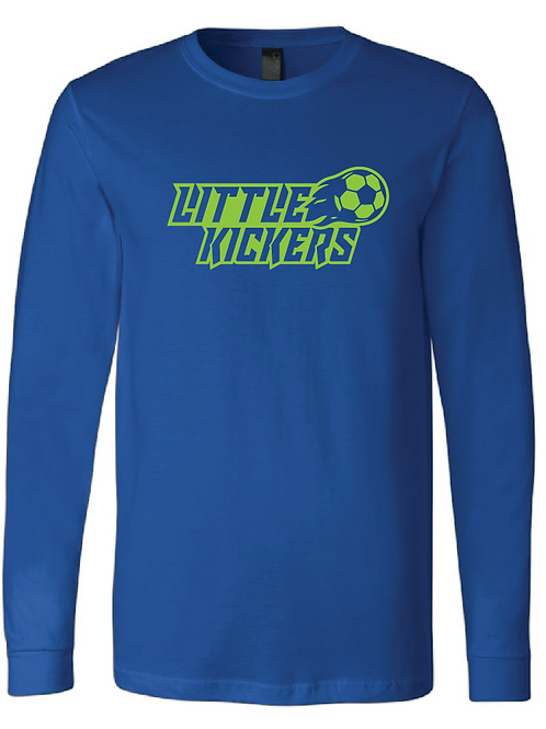 Youth Little Kickers Longsleeve T-Shirt