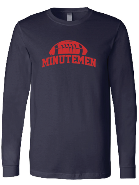 Youth Minutemen  Longsleeve T-Shirt