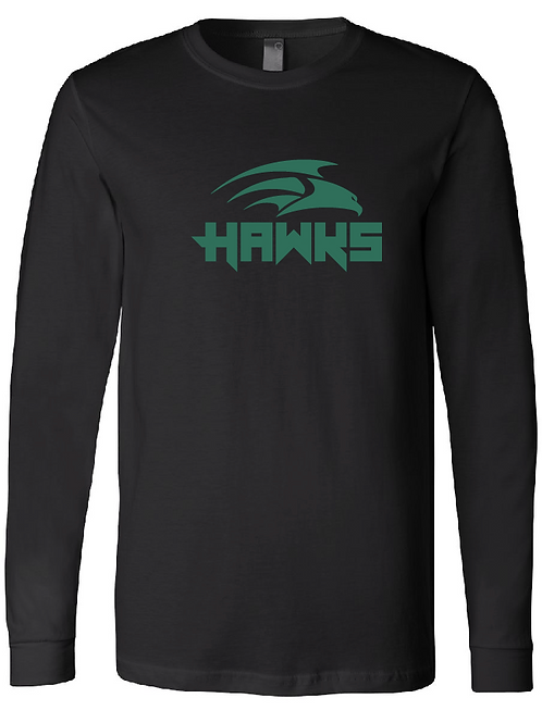 Youth U12 Hawks  Longsleeve T-Shirt
