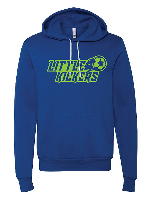 Unisex Fleece Hoodie - Little Kickers Soccer