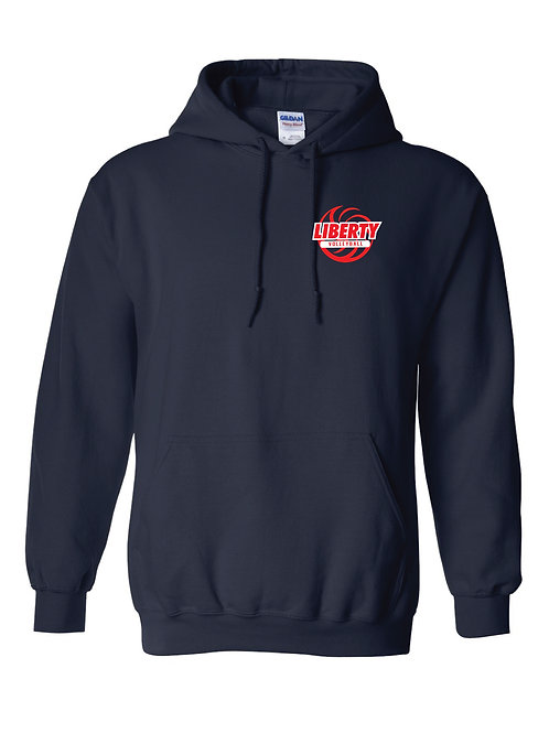 Liberty Volleyball Hoodie