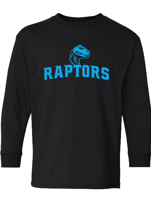 Youth Raptors Longsleeve T-Shirt