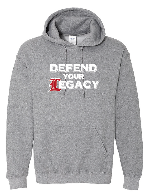 copy of Liberty Volleball Hoodie