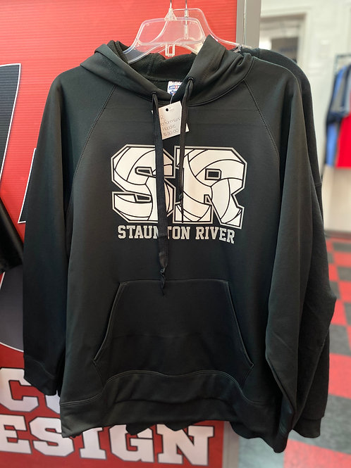 (LAST ONE!) SR Volleyball Performance Fleece Hoodie Size Medium