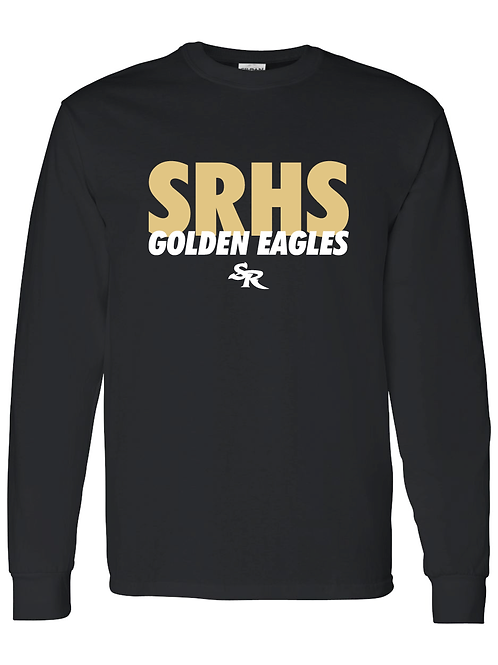 SRHS GOLDEN EAGLES LONGSLEEVE