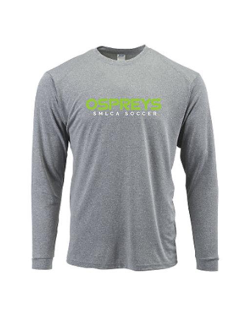 Performance Longsleeve - SMLCA Ospreys Soccer
