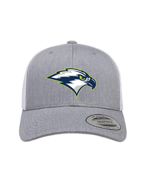 SMLCA Flex Fit 2 Tone TruckerEmbroidered Hat