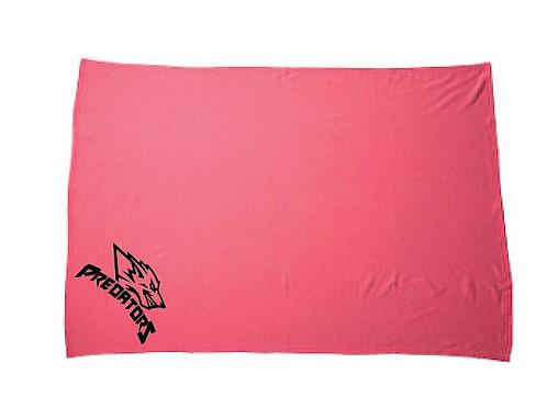 Predators Fleece Blanket (Customizable)