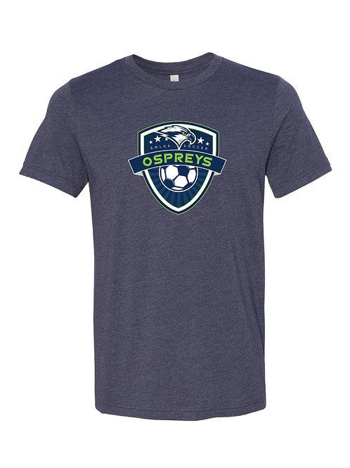 Unisex Tee - SMLCA Soccer Crest
