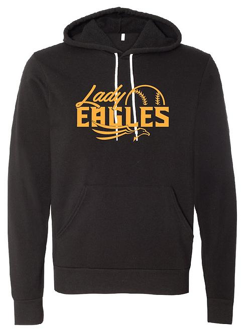 Lady Eagles Unisex Hoodie