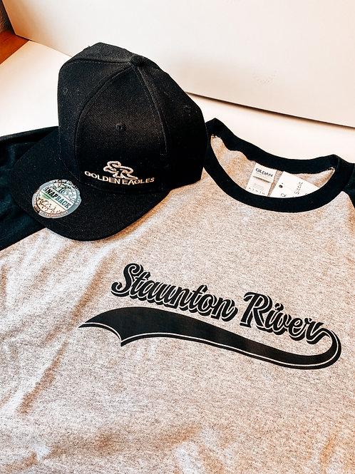 X-Large -  SRHS T-Shirt + Hat Combo!