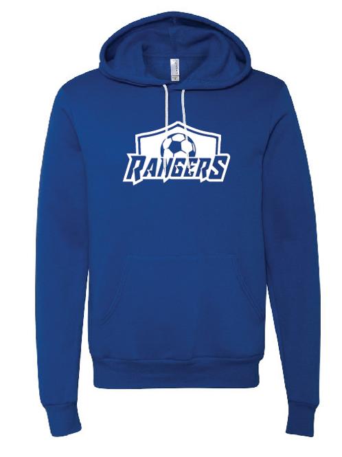 Unisex Fleece Hoodie - U10 Rangers Soccer