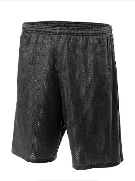 Tricot Mesh Soccer Shorts - Youth & Adult Sizes