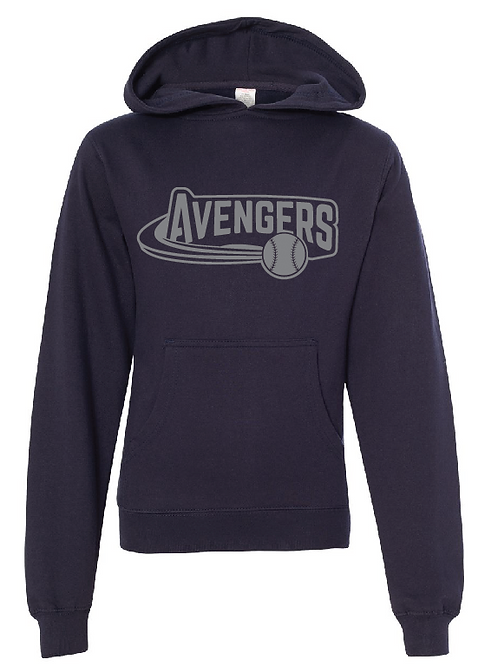 Youth Fleece Hoodie - Avengers
