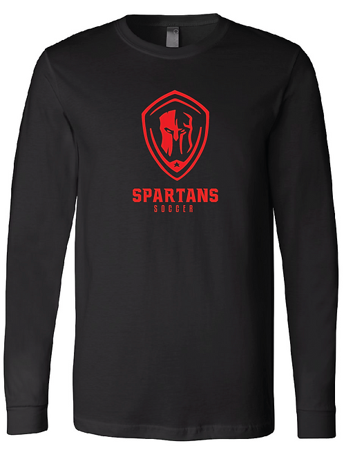 Youth Spartans Longsleeve T-Shirt