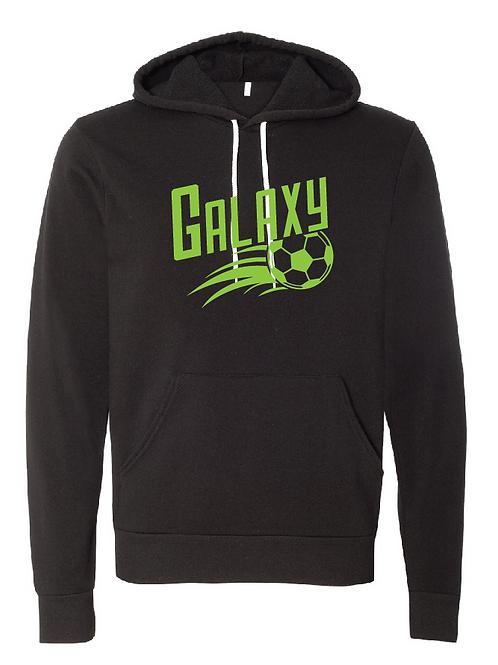 Unisex Fleece Hoodie - U10 Galaxy Soccer