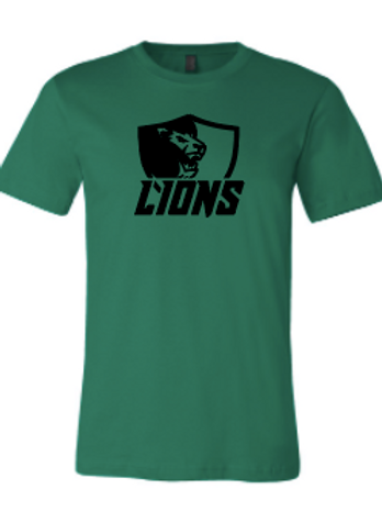 Youth Lions Soccer T-Shirt