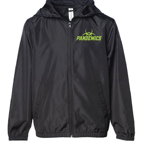 Lightweight Windbreaker - Pandemics Soccer