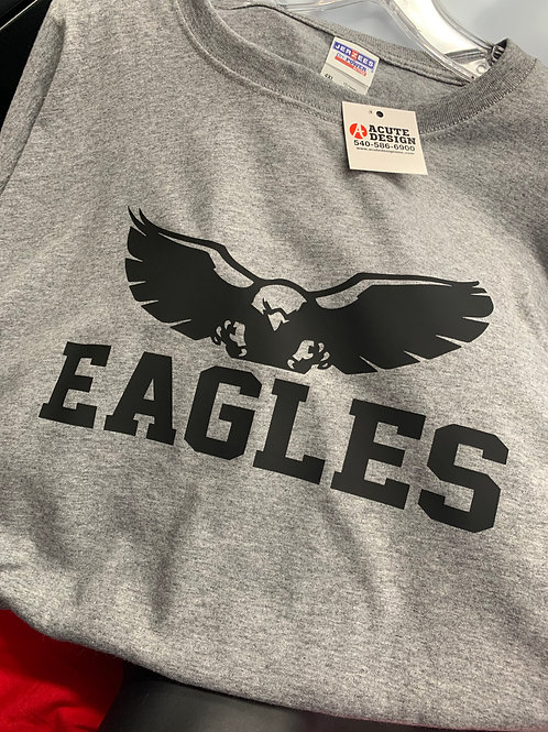 (Last One!) 4XL Staunton River Eagles Shortsleeve