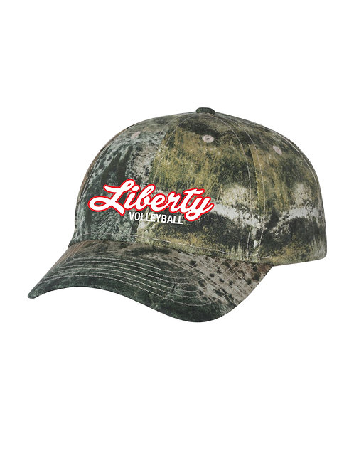Camo Liberty Volleyball Hat