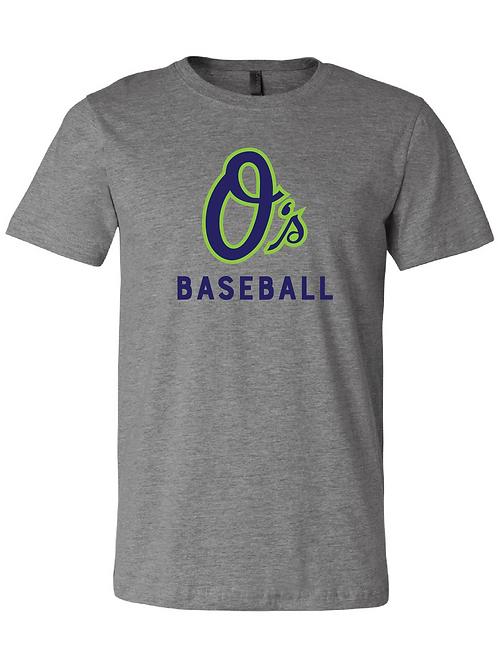 Unisex Tee - O's Baseball