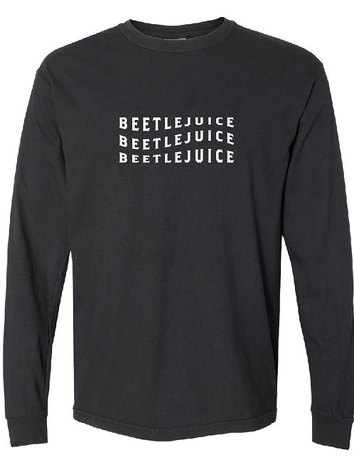 Comfort Colors - Beetlejuice Longsleeve