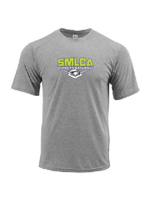 Performance Short Sleeve - SMLCA Ospreys Baseball