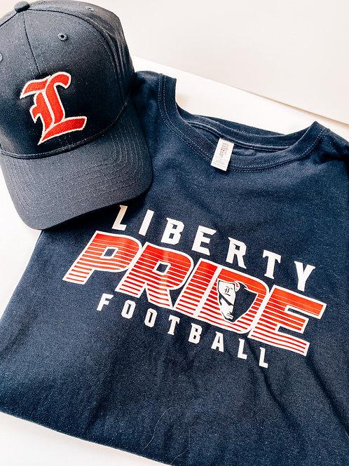 Large -  LHS T-Shirt + Hat Combo!