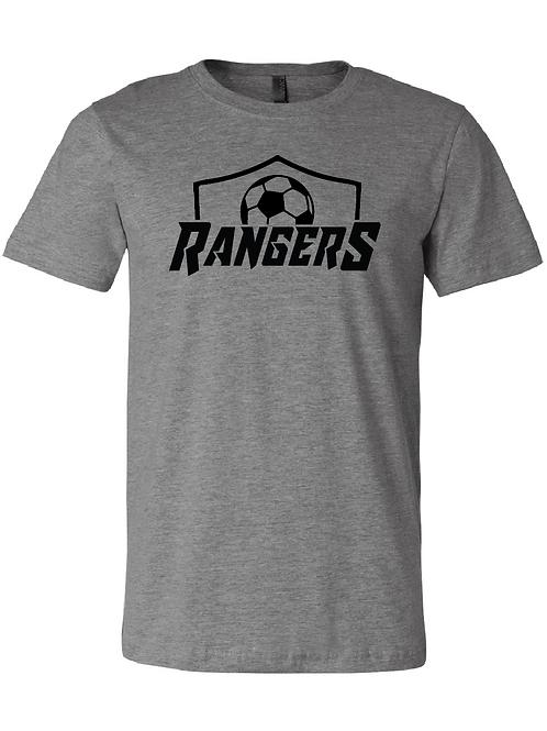 Youth Rangesr Soccer T-Shirt