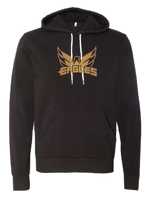Unisex Fleece Hoodie - U15 Eagles Soccer