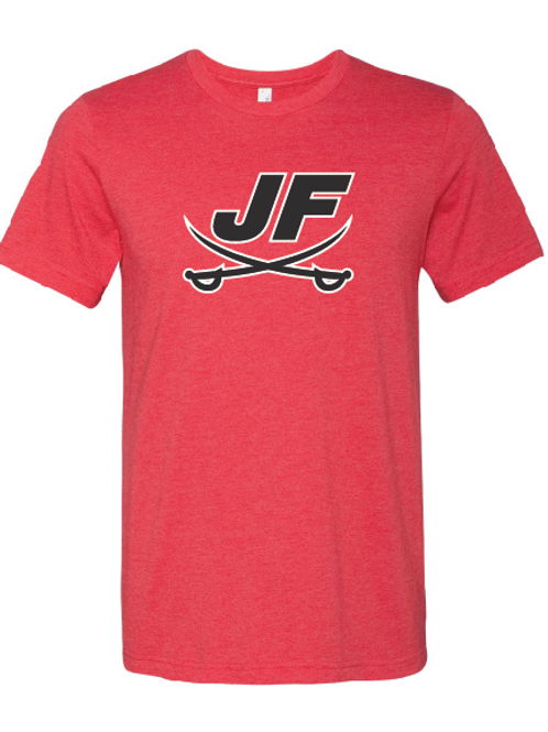 JF Logo - Unisex Short Sleeve Tee