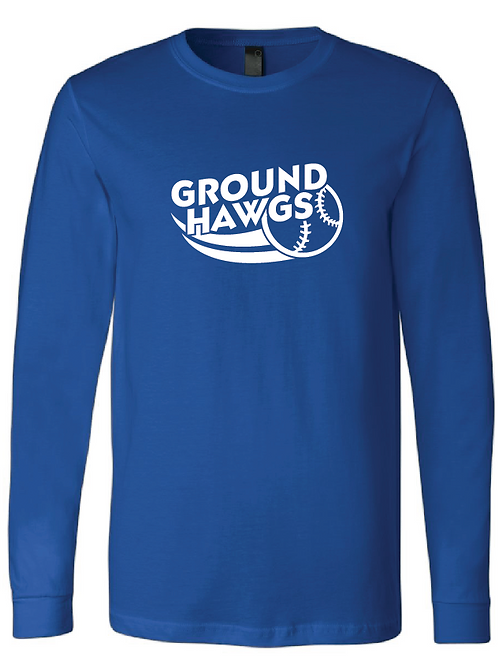 Youth Ground Hawgs Longsleeve T-Shirt
