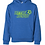 Thumbnail: Youth Fleece Hoodie - Little Kickers Soccer