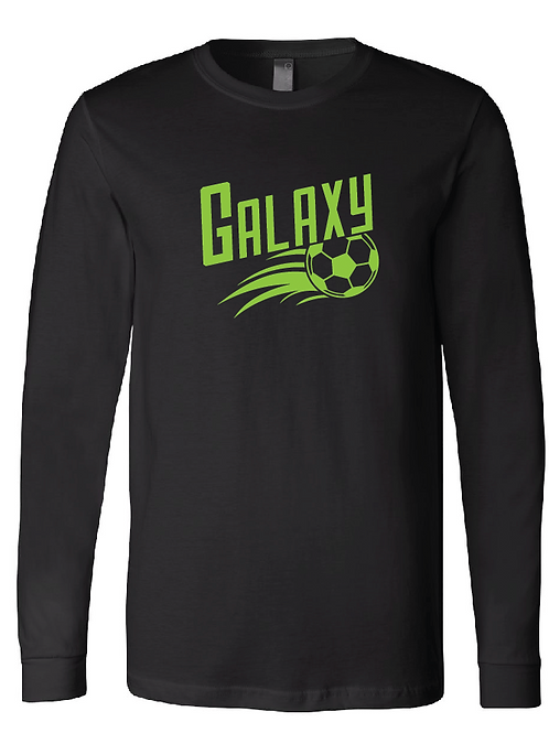 Youth U10 Galaxy Longsleeve T-Shirt