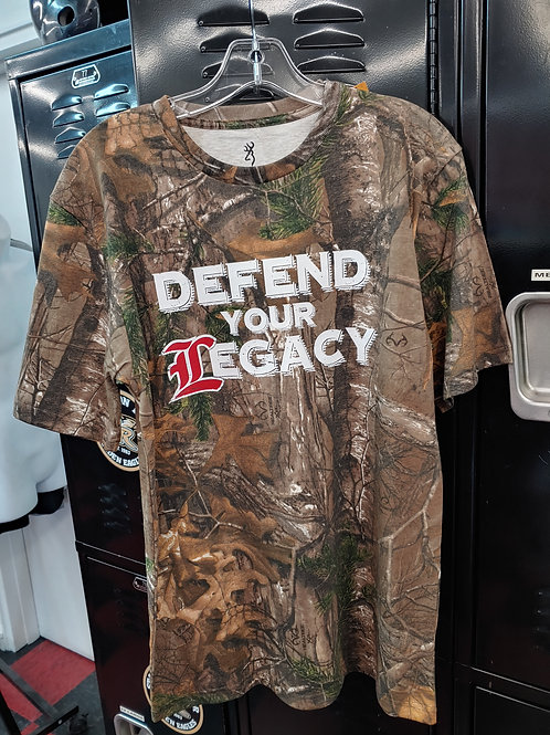 Browning Wasatch Real Tree Liberty Short-Sleeve