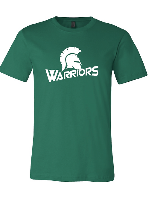 Warriors Baseball T-Shirt