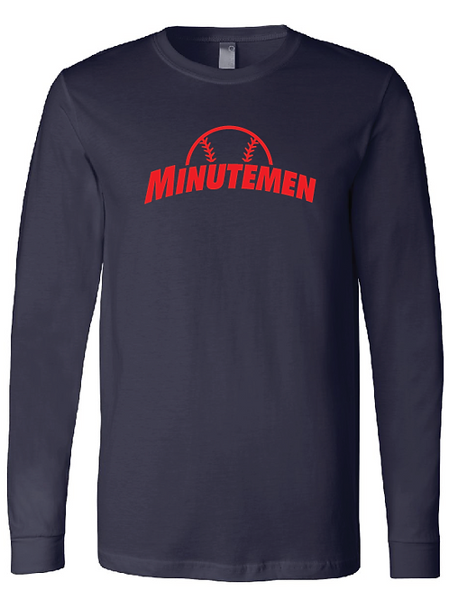Minutemen (T-Ball) Longsleeve T-Shirt