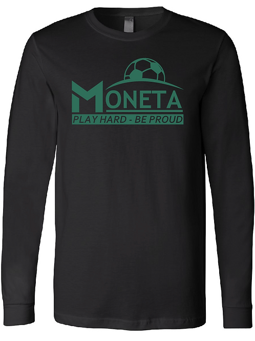 U8 Moneta Soccer Longsleeve T-Shirt