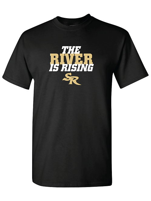 THE RIVER IS RISING T-SHIRT