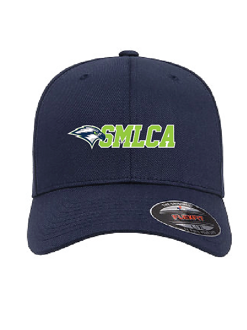 SMLCA Flex Fit Embroidered Hat