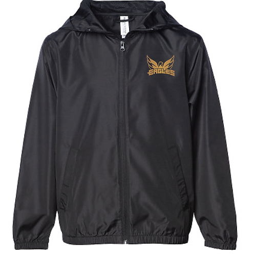 Lightweight Windbreaker - U15 Eagles Soccer (Youth/Adult)