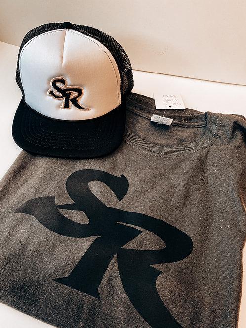 Medium -  SRHS T-Shirt + Hat Combo!