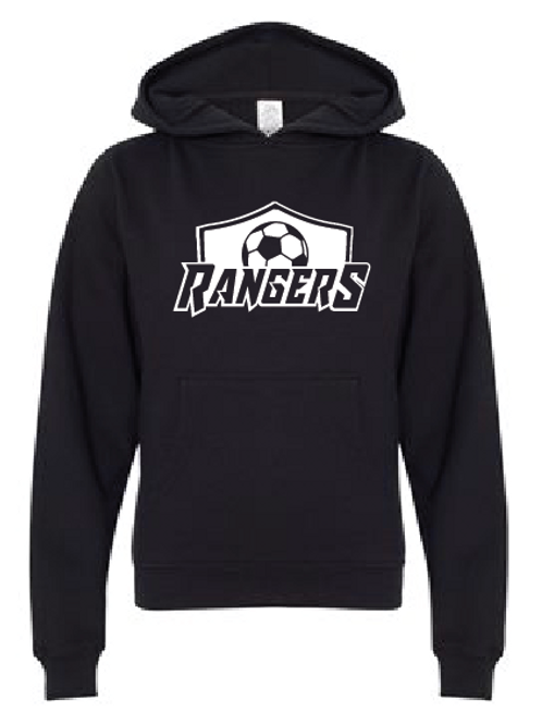 Youth Fleece Hoodie - Rangers Soccer