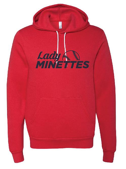 Unisex Fleece Hoodie - Lady Minettes