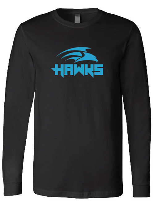 Youth Hawks Longsleeve T-Shirt