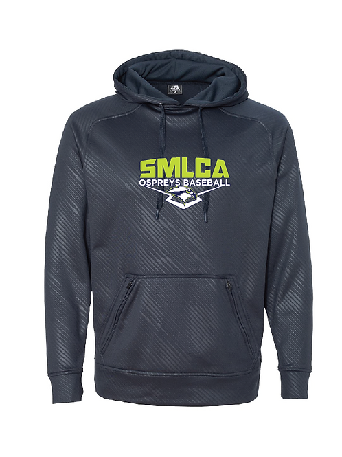 Premium Performance Hoodie - SMLCA Ospreys Baseball