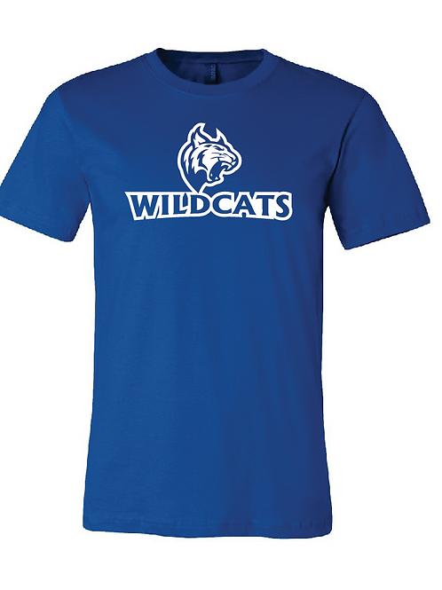 Youth Wildcats Softball T-Shirt