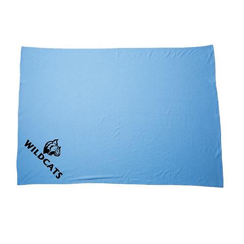 Wildcats Fleece Blanket (Customizable)