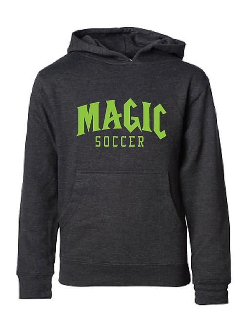 Youth Fleece Hoodie - Magic Soccer