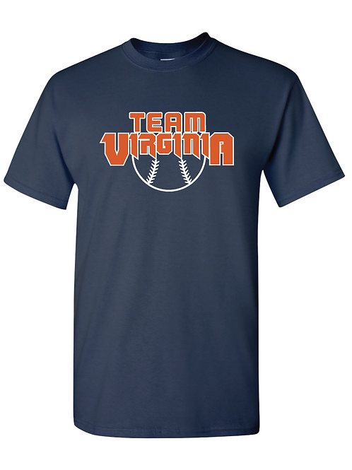 Short Sleeve - Team Virginia - Ball Shirt